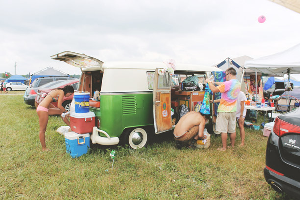 Bonnaroo 2014, or, How I Learned to Stop Worrying and Love the Mob