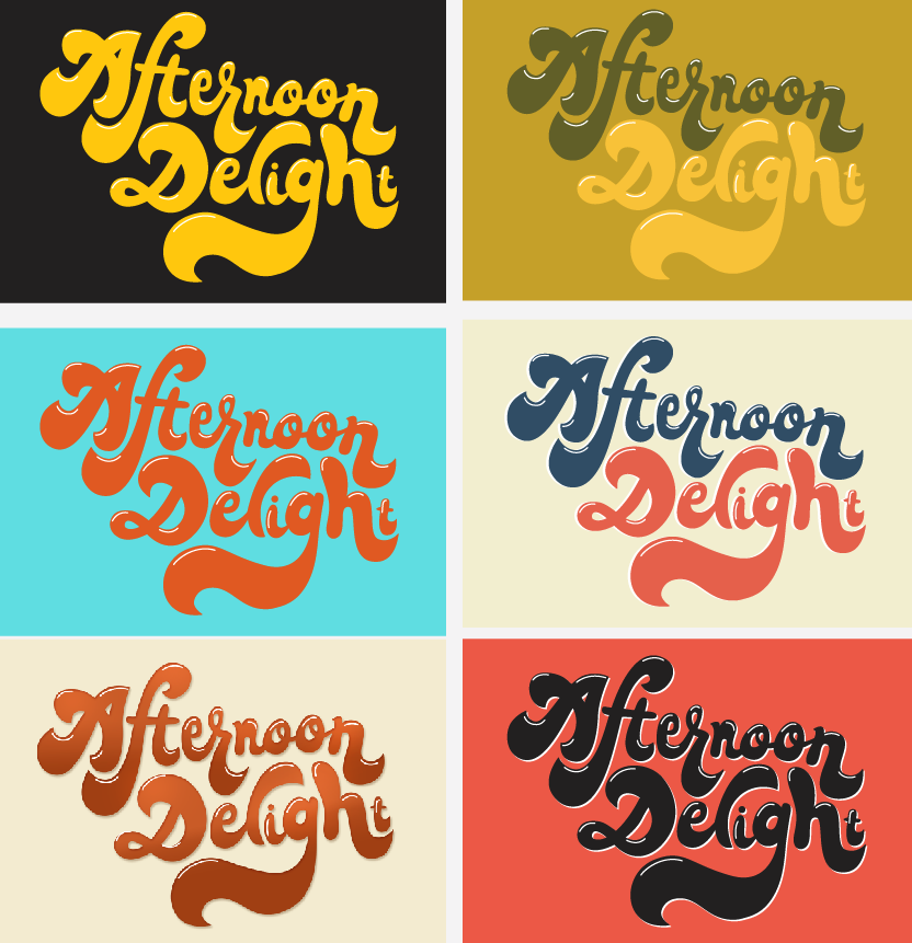 Design That Didn't Make It: Afternoon Delight